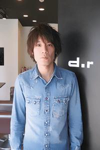 美容室d.r代表 樋口武